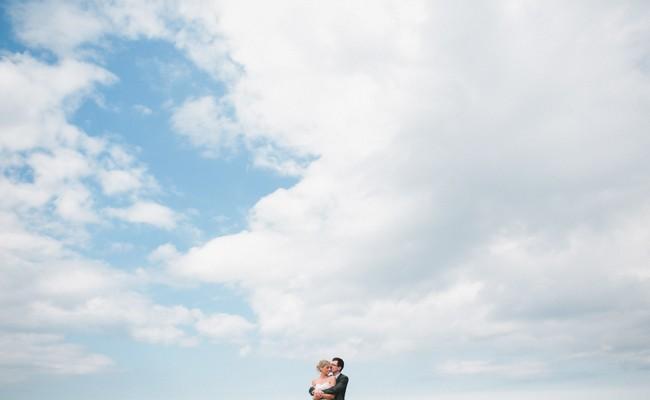 Rachel & Joel // Edinburgh to Ireland