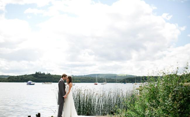 Rachel & Rich // Fermanagh Marquee Wedding