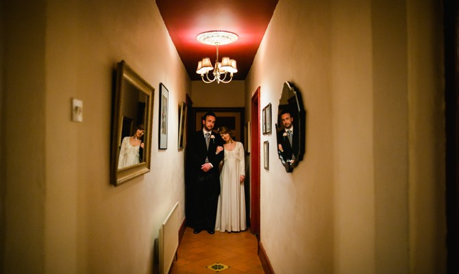 Cathy & Osgar // Ballybeg House // Wicklow