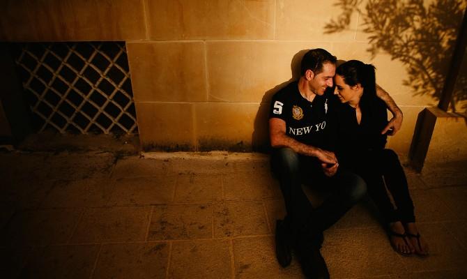 Michelle & Adrian // Palazzo Parisio // Malta