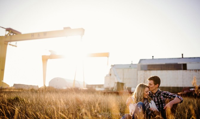 Laura & Chris // Titanic Quarter // Belfast