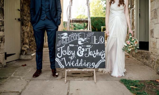 Toby & Tasha // Dorset House School wedding