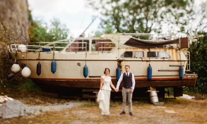 Chelsea & Neilly // Outdoor Garden Wedding