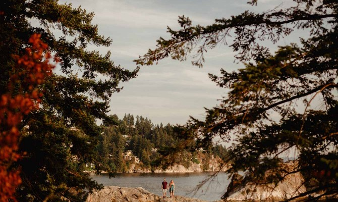 British Columbia // Alan & Amy