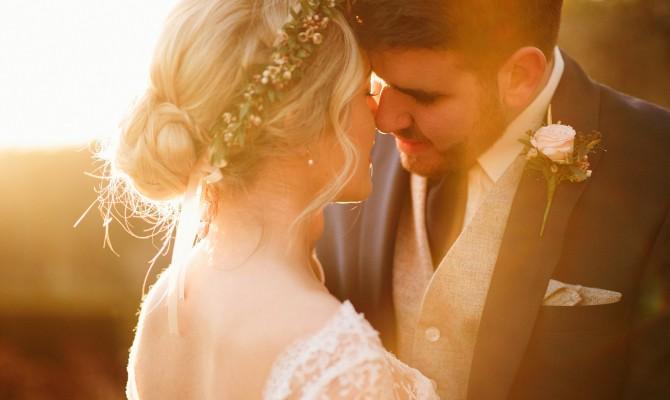 Joanne & Conor // Glitter & Gold Wedding // Montalto Estate