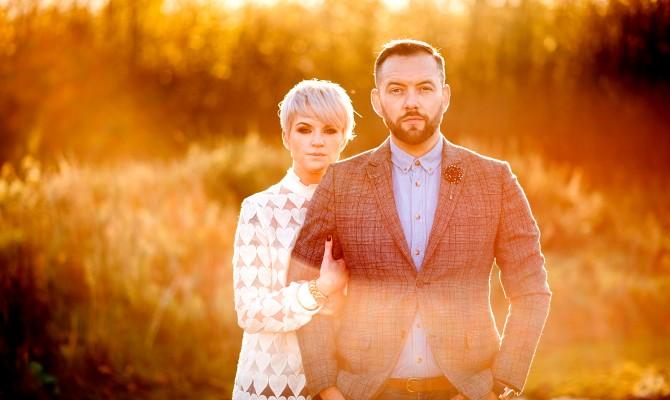 Nikki & Marcus // Sunset Engagement Session // Ireland