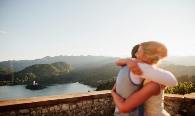 Lake Bled Wedding // Slovenia // Jayne & Stephen