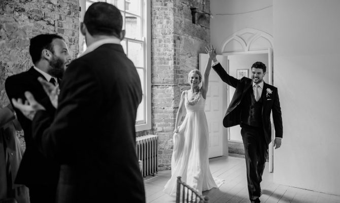 Jenny & Jonathan // Borris House Wedding // Ireland