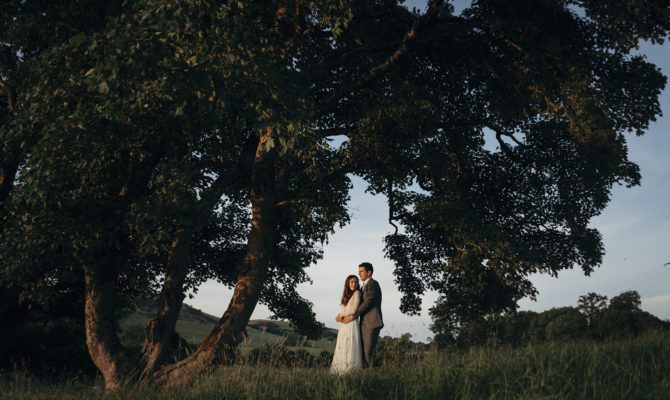 Rose & Simon // Loughcrew House // Oldcastle