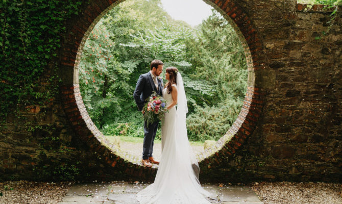 Miriam & Steve //Drenagh Moon Garden Wedding//Drenagh