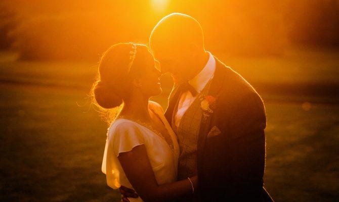 Nisha & Ben // Ballyscullion Park Garden Wedding // Northern Ireland